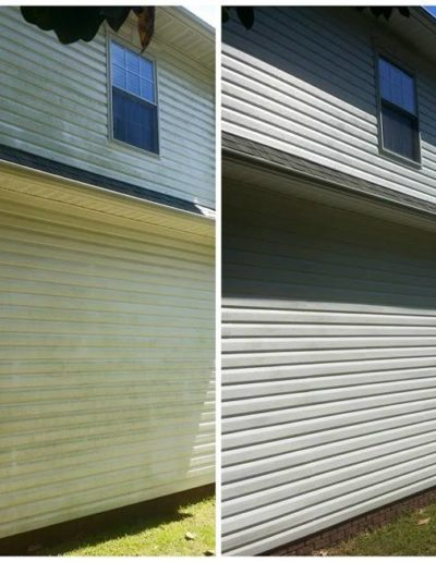 Power Wash Vinyl Siding Cost Affordable