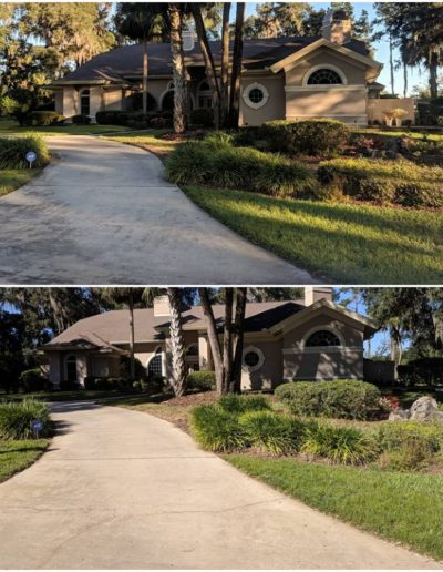 Driveway Cleaning near Magnolia District Ocala FL