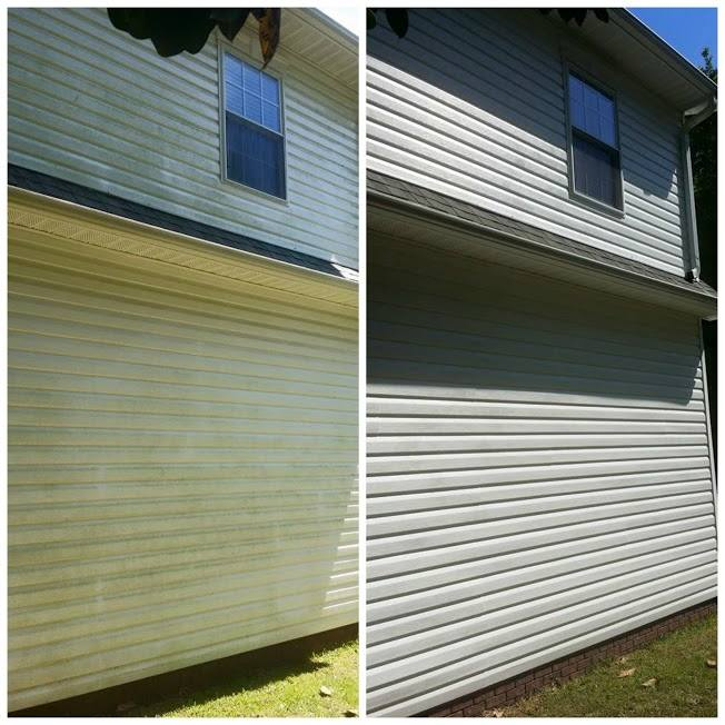 Before Amp After Pressure Washing Company Ocala Fl